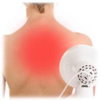 赤外線で治療